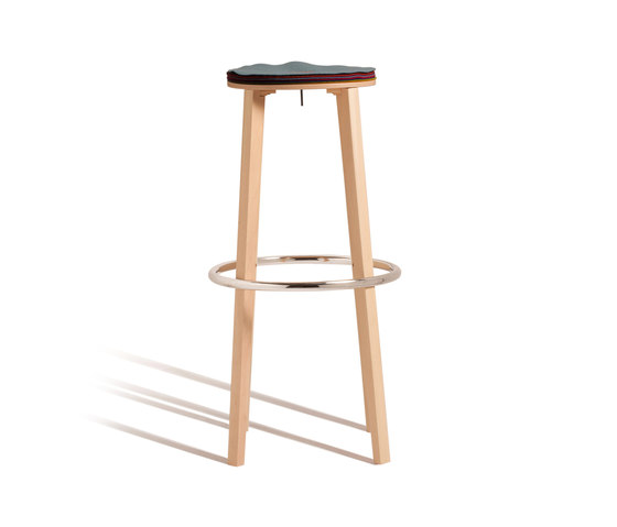 Toe 534 P by Capdell | Bar stools