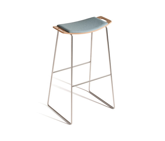 Tic 530 P by Capdell | Bar stools