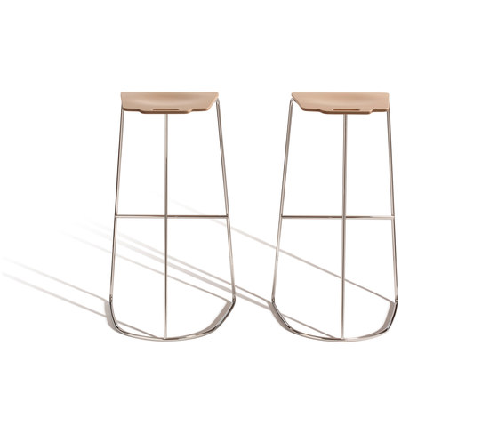 Tac 533 M by Capdell | Bar stools