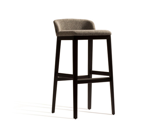 Counter Height Low Back Stools : Chairs Seating Concord 522 WM Capdell Claesson Koivisto