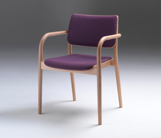Viena 3 0084 by seledue | Visitors chairs / Side chairs