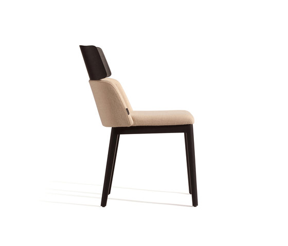 Concord 522 WM by Capdell | Visitors chairs / Side chairs
