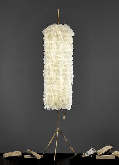 figura colonna by pluma cubic | Free-standing lights