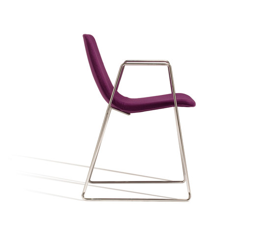 Ics 506 VBZ by Capdell | Visitors chairs / Side chairs