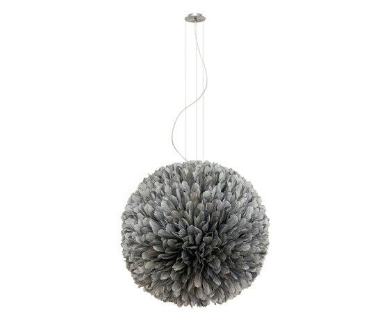 kugel k1 grey by pluma cubic | Suspended lights