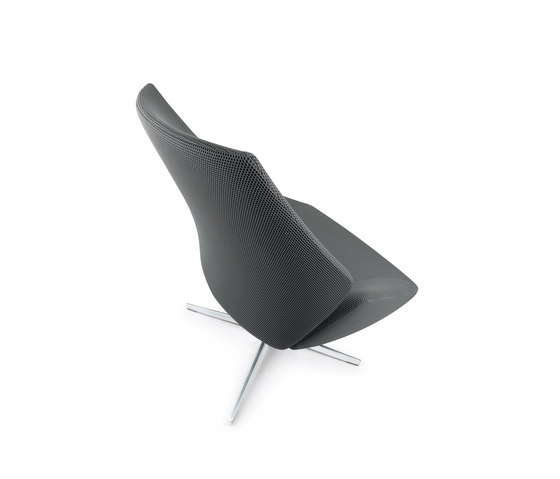 4+ Slim | Lounge chair by Züco | Lounge chairs