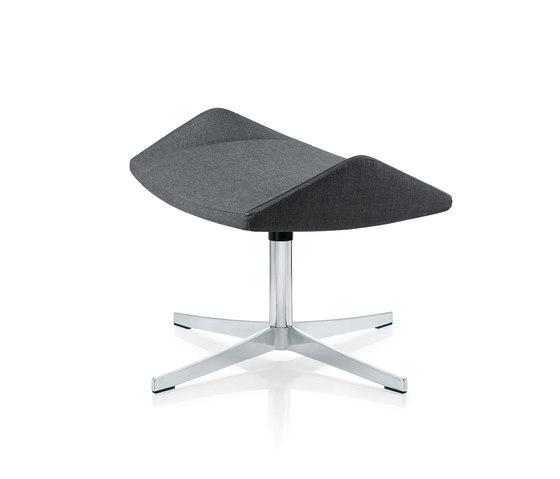 4+ Lounge stool by Züco | Ottomans