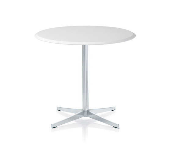 4+ Bistro table de Züco | Tables de cafétéria