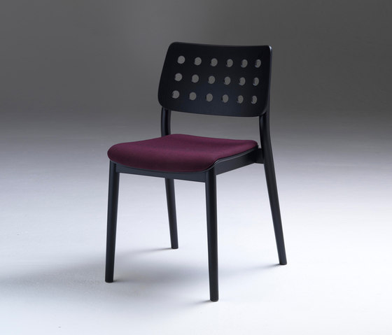 Viena 5 0094 by seledue | Visitors chairs / Side chairs