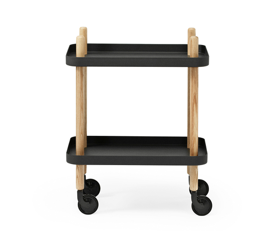 Block by Normann Copenhagen | Tea-trolleys / Bar-trolleys