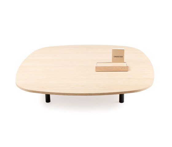 Coffee Table round square by OBJEKTEN | Coffee tables
