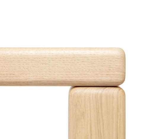 Element Bench by OBJEKTEN | Benches