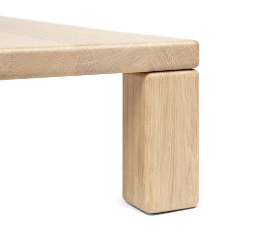 Element Low table by OBJEKTEN | Coffee tables