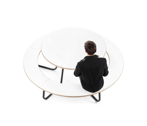 Hotspot by OBJEKTEN | Tables and benches