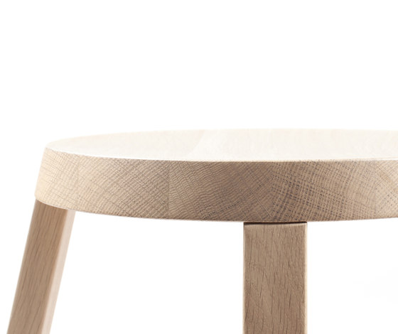 Monarchy Stool by OBJEKTEN | Stools