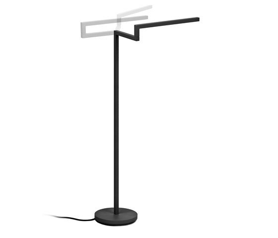 Swing Floor Lamp by OBJEKTEN | Free-standing lights
