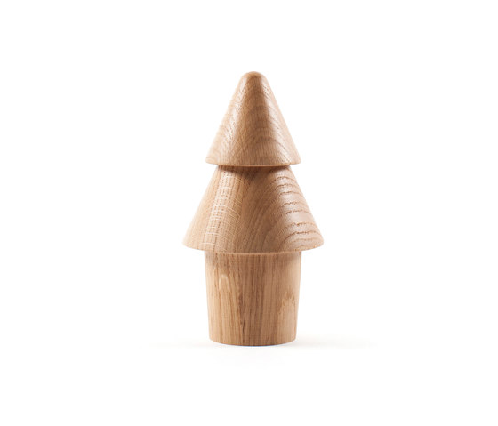 Treemill by OBJEKTEN | Salt & pepper shakers