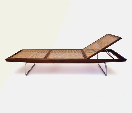 The Bombay deck recliner by Bombay Atelier | Sun loungers