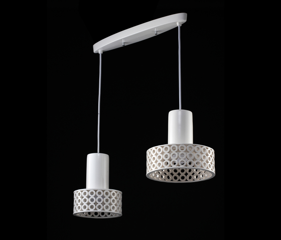 Ceramoon 03 S/ L by NJ Lighting | Suspended lights