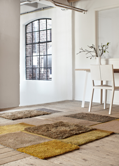 Salinas de Maras ash gold by Carpet Sign | Rugs / Designer rugs