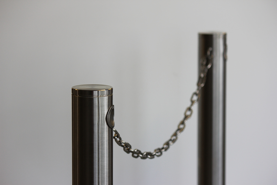Public Bollard with chain by BURRI | Bollards