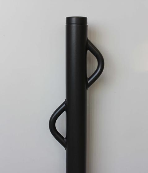 Public Bollard with lock hold by BURRI | Bollards