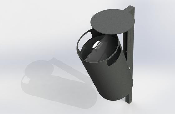 XL Bin by BURRI | Exterior bins