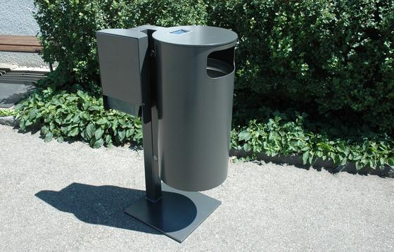 Dog Bin by BURRI | Exterior bins