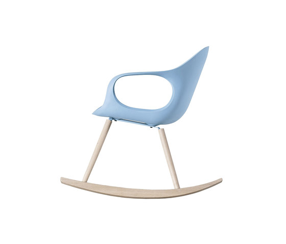 Elephant rocking chair de Kristalia | Mecedoras