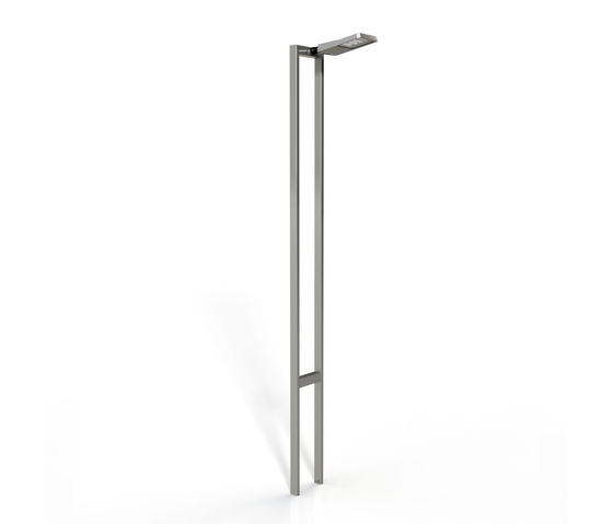 METRO 60 light pole by BURRI | Spotlights