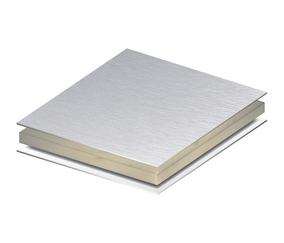 ALUCOBOND® PLUS di 3A Composites | Lamiere metallo