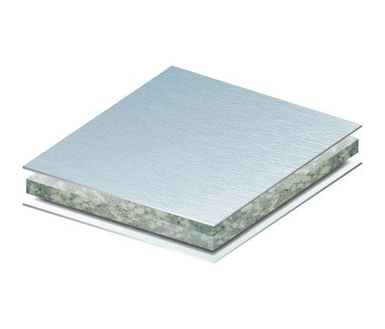 ALUCOBOND® A2 de 3A Composites | Paneles metálicos