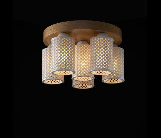 Ceramoon Living 6p by NJ Lighting | General lighting