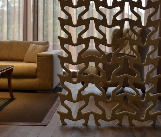 Arabesque by 3D Surface | Space dividers