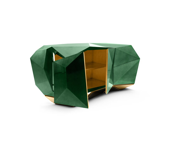 Diamond green emerald sideboard de Boca do lobo | Buffets