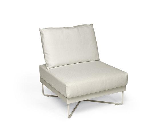 Coral Reef 9801 armchair de ROBERTI outdoor pleasure | Sillones