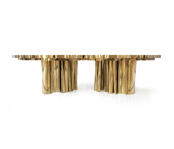 Fortuna dining table by Boca do lobo | Dining tables