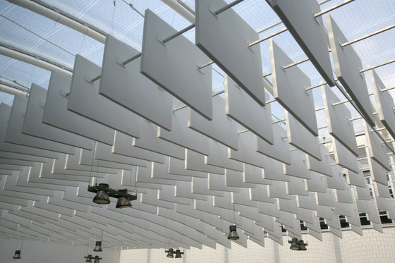 WAVE Baffles by Wave | Ceiling systems