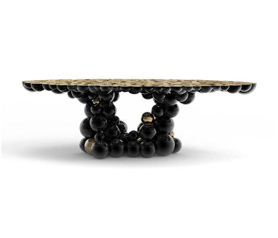 Newton dining table by Boca do lobo | Dining tables