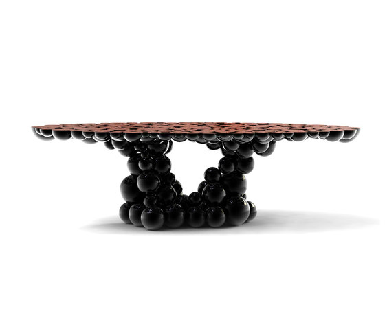 Newton dining table by Boca do lobo   Dining tables