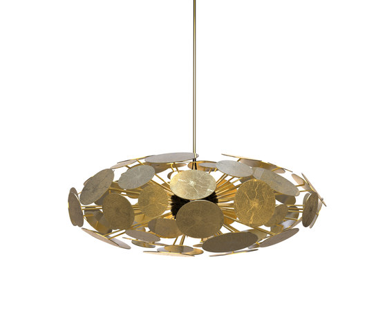 Newton suspension lamp by Boca do lobo | General lighting