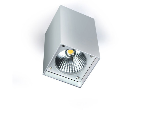 spacetube IP54 by planlicht | Wall-mounted spotlights