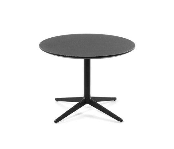 Mister-X Tisch (niedrig) von Plank | Beistelltische