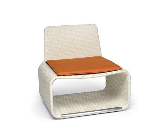 Hamptons 9625 armchair de ROBERTI outdoor pleasure | Sillones