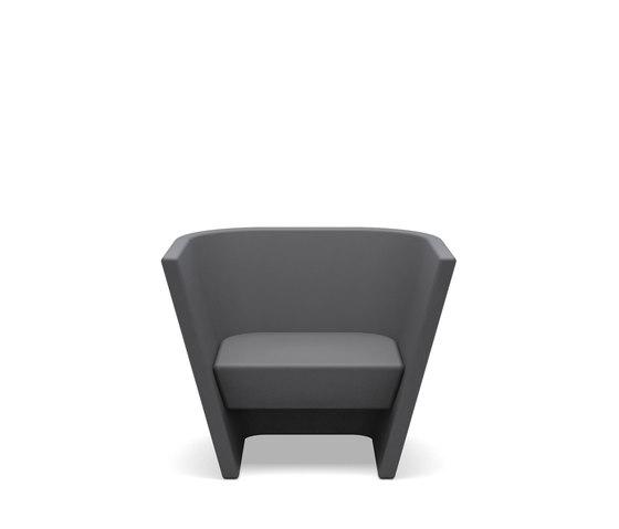 Hamlet by Design2Chill | Garden armchairs