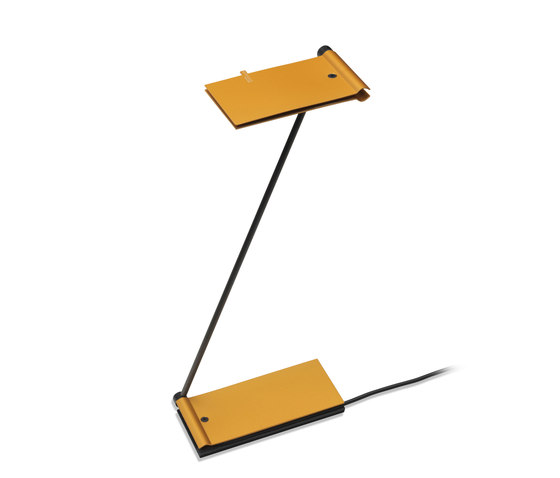 ZETT USB - Gold by Baltensweiler | Reading lights