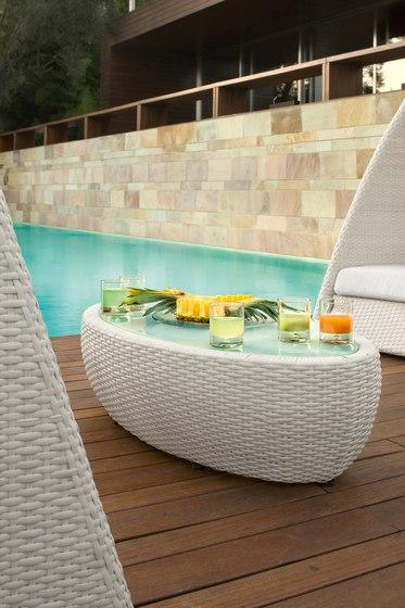 Igloo 9634 coffee table de ROBERTI outdoor pleasure | Mesas de centro