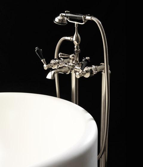 Antique Precious Bath & Shower mixer by Devon&Devon | Bath taps