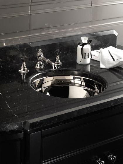 Babylon under-counter washbasin by Devon&Devon | Wash basins
