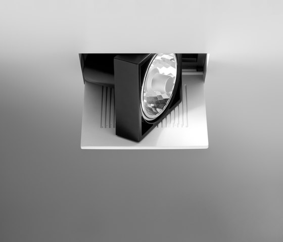 Flap 8851 Recessed ceiling lamp by Vibia | General lighting